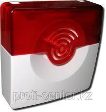 ОПОП 124-7 (бело/красный) Оповещатель охранно-пожарный свето-звуковой