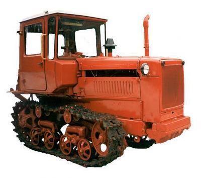 Запасные части на трактора ДТ-75