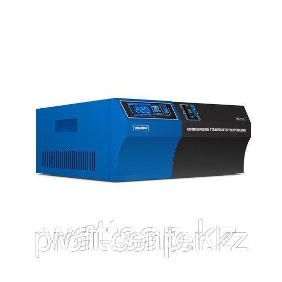 Стабилизатор (AVR). SVC AVR-3000-W(3000Вт), диапазон работы 140-280В, клемная колодка
