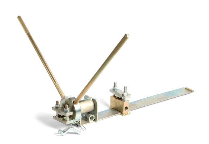 Монтажный инструмент для скручивания гильз СОАС при соединении сталеалюминиевых и алюминиевых проводов ™КВТ
