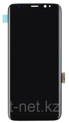 Дисплей Samsung Galaxy S8 G950, с сенсором, цвет черный