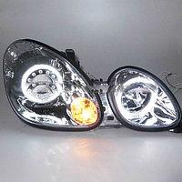 Передние фары на Lexus GS (98-05), Angel Eyes White