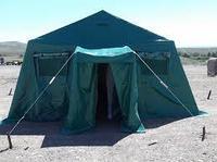 Палатки каркасно-модульные ЧС-43
