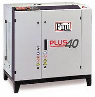 Компрессоры винтовые FINI 30 - 37 кВт 3150 - 6500 л/мин - PLUS 40