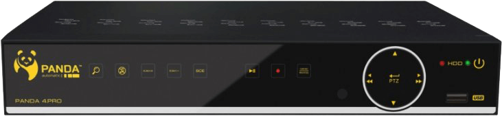 Гибридный видеорегистратор PANDA 4.PRO