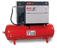 Компрессоры винтовые 11 кВт 1150 - 1800 л/мин - BSC 15