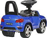 Машина/каталка   HOLLICY MERCEDES-BENZ GL63 AMG (лицензия) , фото 6