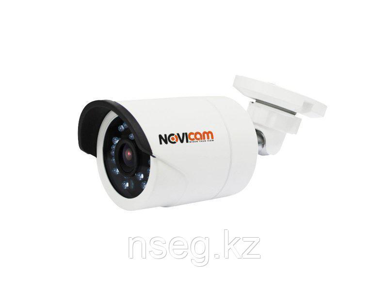 NOVICAM IP N23W 2.1Мп купольная IP камера с ИК-подсветкой до 20м.