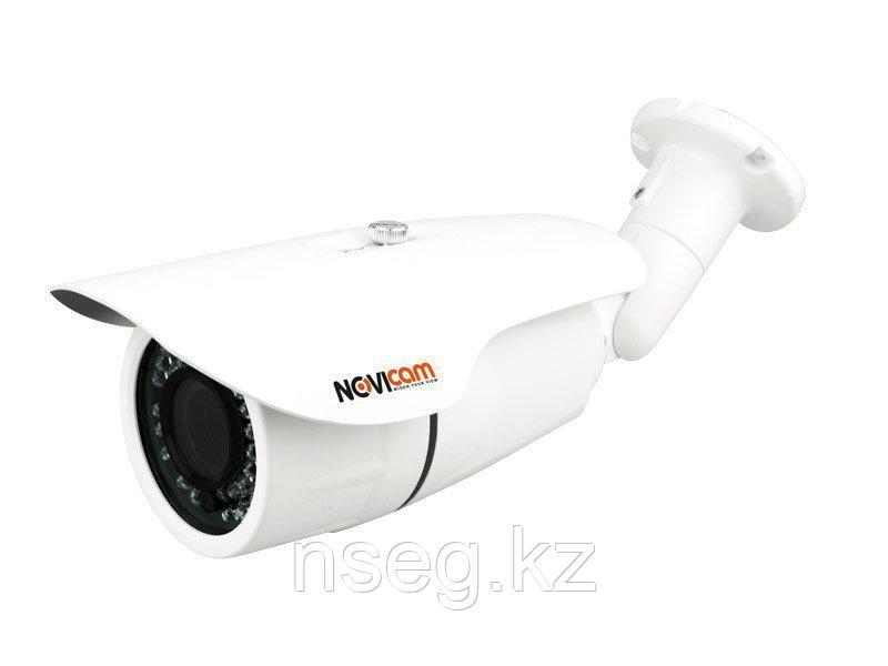 NOVICAM IP N29W 2.1Мп купольная IP камера с ИК-подсветкой до 35м.