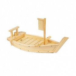Блюдо корабль дерево 40 см арт.30-40-1(нет у поставщика)