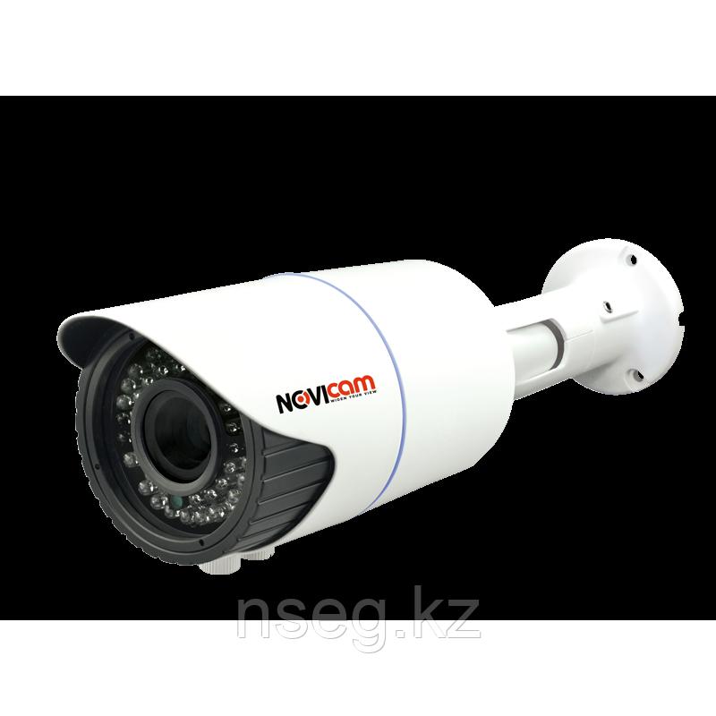 NOVICAM IP N19WX 1Мп купольная IP камера с ИК-подсветкой до 50м.