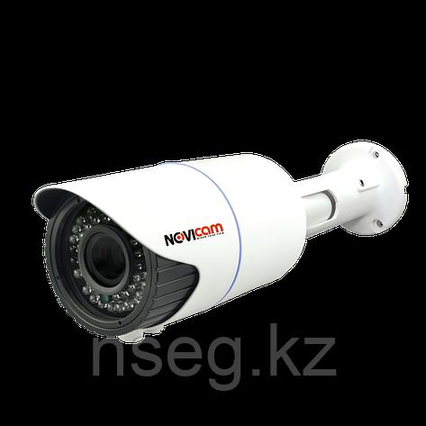 NOVICAM IP N19WX 1Мп купольная IP камера с ИК-подсветкой до 50м., фото 2