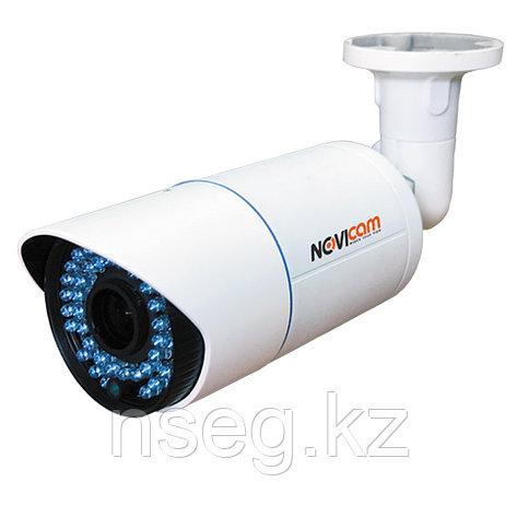 NOVICAM IP N59WX 5Мп купольная IP камера с ИК-подсветкой до 50м., фото 2