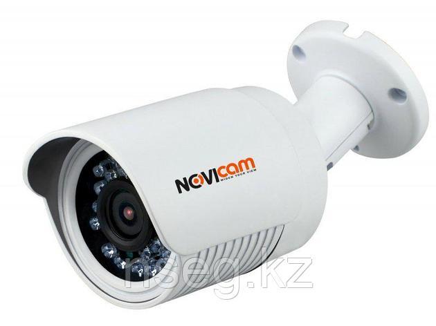 NOVICAM IP N43W 4Мп купольная IP камера с ИК-подсветкой до 20м., фото 2