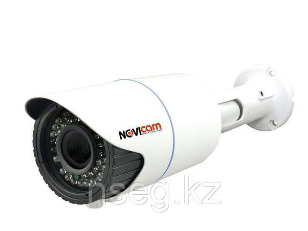 NOVICAM IP N49W 4Мп купольная IP камера с ИК-подсветкой до 35м., фото 2
