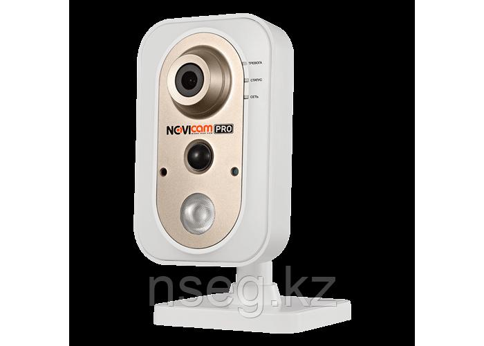 NOVICAM PRO IP NC24FP 2Мп купольная IP камера с ИК-подсветкой до 10м.