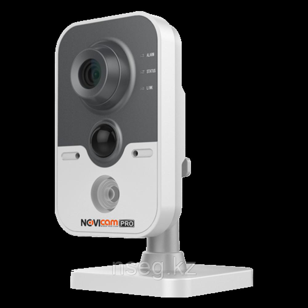 NOVICAM PRO IP NC44FP 4.1Мп купольная IP камера с ИК-подсветкой до 10м.