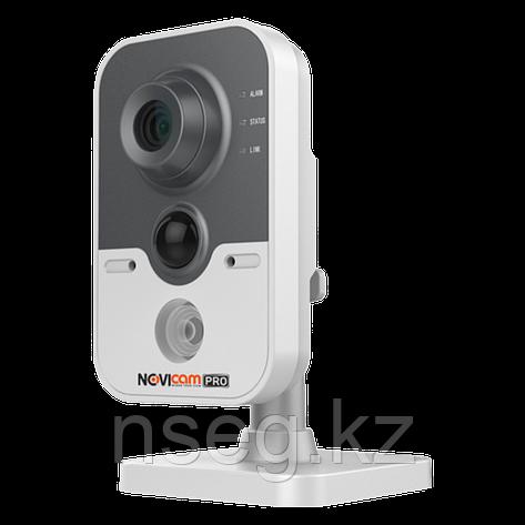 NOVICAM PRO IP NC44FP 4.1Мп купольная IP камера с ИК-подсветкой до 10м., фото 2