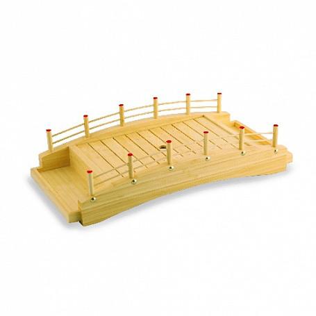 Блюдо мостик бамбук 50х23,5х12,5 см арт.BD01-004/50(нет у постав)