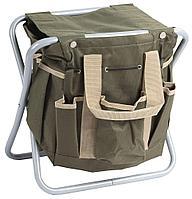 Скамейка GRINDA садовая складная, двухсторонняя, с сумкой