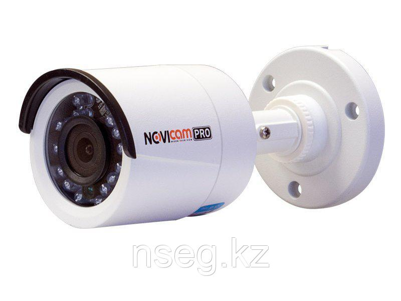 NOVICAM PRO IP NC13WP 1Мп купольная IP камера с ИК-подсветкой до 20м.