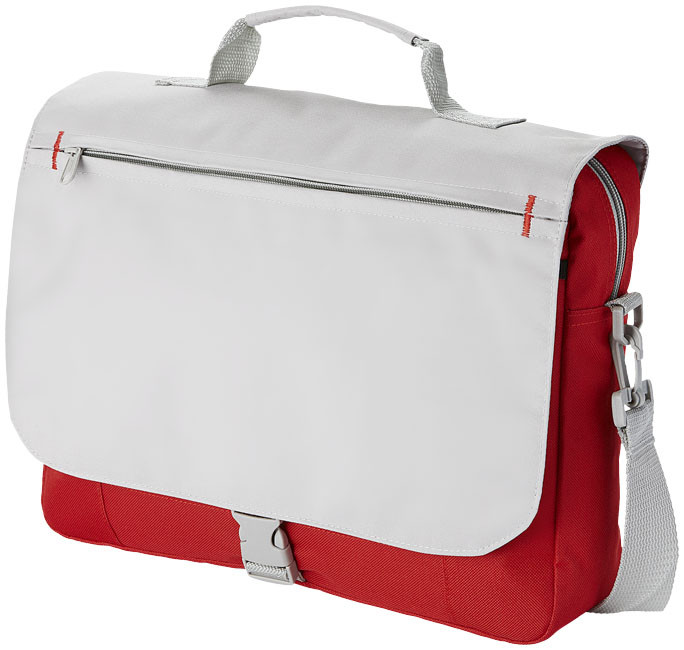 Конференц - сумка красная