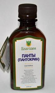 Пантокрин 220мл