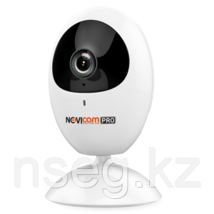 NOVICAM PRO IP NC14F 1Мп купольная IP камера с ИК-подсветкой до 10м., фото 2