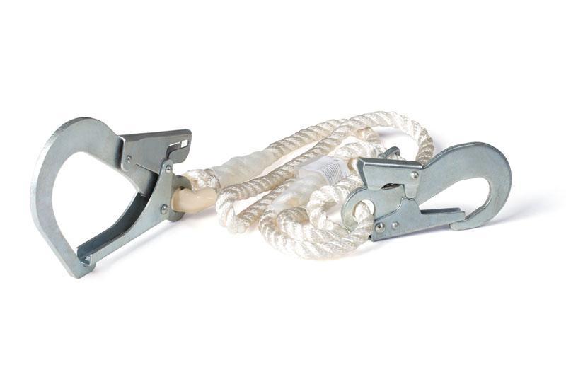 Строп из капроновой ленты с амортизатором ™КВТ