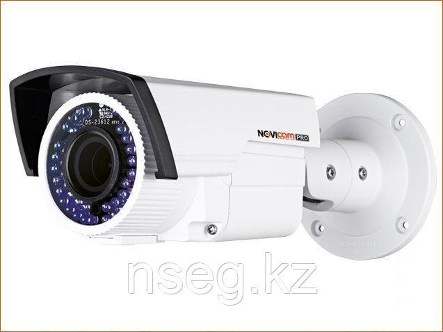 NOVICAM PRO IP NC29WP 2.1Мп купольная IP камера с ИК-подсветкой до 35м.