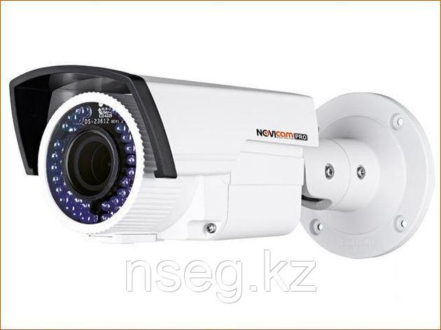 NOVICAM PRO IP NC29WP 2.1Мп купольная IP камера с ИК-подсветкой до 35м., фото 2