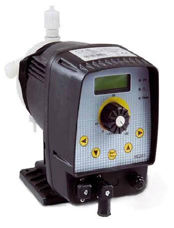 Цифровой дозирующий насос HC201 (10 л/ч, 10 бар)