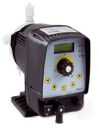 Цифровой дозирующий насос HC201 (10 л/ч, 10 бар), фото 2