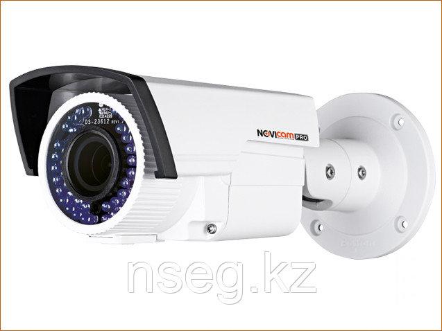 NOVICAM PRO IP NC49WP 4.1Мп купольная IP камера с ИК-подсветкой до 35м.