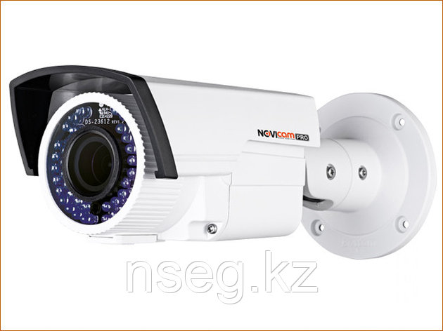 NOVICAM PRO IP NC49WP 4.1Мп купольная IP камера с ИК-подсветкой до 35м., фото 2