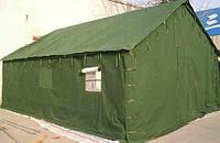Армейские брезентовые палатки 3х6