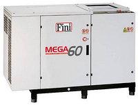 Компрессоры винтовые 45 - 75 кВт 5100 - 12600 л/мин - MEGA 60 SD