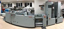 Horizon VAC 1000AM + SPF 200A/FC 200A + ST-40 б/у 2015г - листоподборочная техника