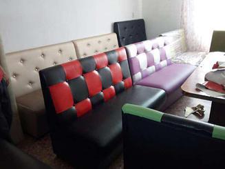 Изготовление диван для ресторанов, кафе, баров, гостиниц по доступным цен