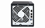 QNAP TS-431X2-8G Сетевой RAID-накопитель, 4 отсека для HDD, 10 GbE SFP+. ARM Cortex-A15 Annapurna Labs AL-212, фото 2