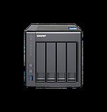 QNAP TS-431X2-8G Сетевой RAID-накопитель, 4 отсека для HDD, 10 GbE SFP+. ARM Cortex-A15 Annapurna Labs AL-212, фото 4