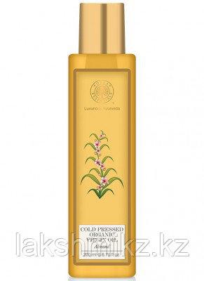 Органическое - аюрведическое масло сладкого миндаля ,первый холодный отжим (Organic Cold Pressed Virgin Almond