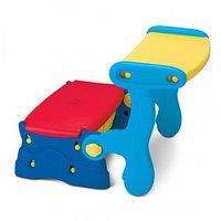 Детская скамейка парта Grown up 3032-03 , фото 1