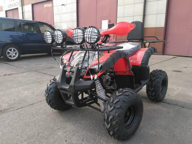 Квадроцикл Grizzly 110
