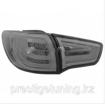 Задние фары KIA SPOTRAGE 2011-2013 BLACK LAMP