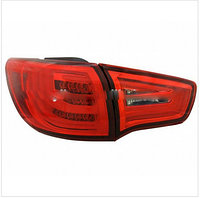 Задние фары KIA SPOTRAGE R 2011-2013 RED LAMP