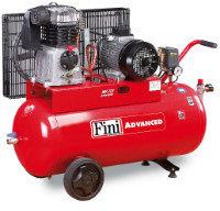 Компрессоры поршневые с бензиновым двигателем - BK-119-100-9S-AP HONDA