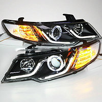 Передние фары Cerato Cerato LED Angel Eyes Headlight 2009 - 12