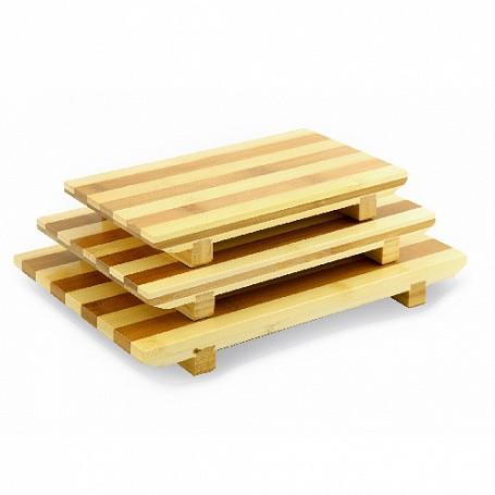 Гета бамбуковое 24х15х3 см арт.20-0043