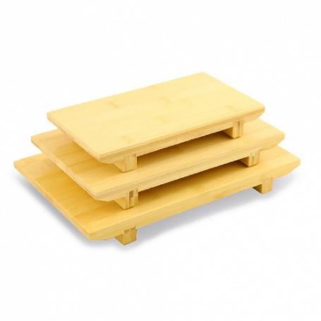 Гета бамбуковое 27х18х3 см арт.20-0019